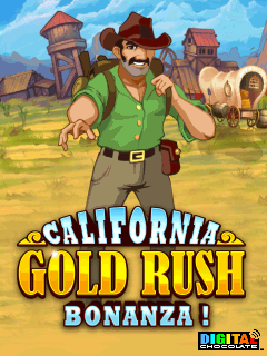 California Gold Rush Bonanza!