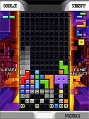 Download free game for mobile phone: Tetris Mania - download mobile games for free.