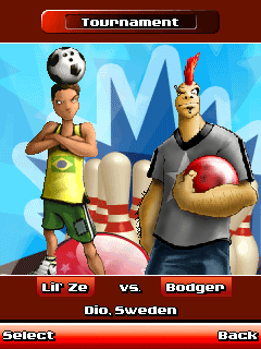 Download free mobile game: Bowling Superstars - download free games for mobile phone.