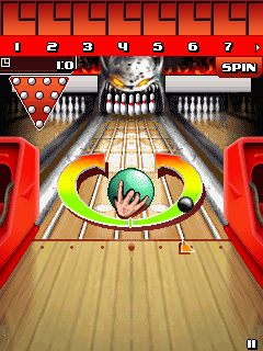 Download free game for mobile phone: Bowling Superstars - download mobile games for free.