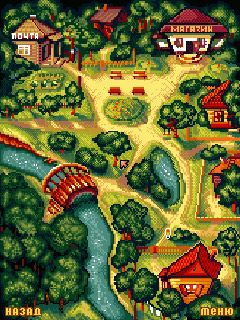 Download free mobile game: Three from Buttermilk Village - download free games for mobile phone.