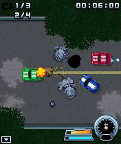 Download free game for mobile phone: Crash N Burn turbo - download mobile games for free.