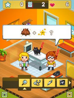 Mobile game Paws and Claws Pet Vet - screenshots. Gameplay Paws and Claws Pet Vet.