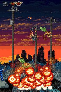 Download free game for mobile phone: Contra 4 Lock & Load - download mobile games for free.