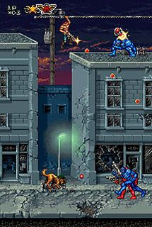 Download free mobile game: Contra 4 Lock & Load - download free games for mobile phone.