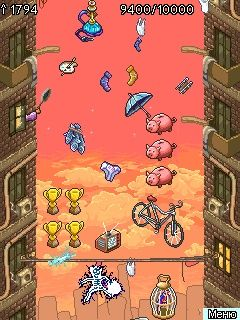 Download free game for mobile phone: Badman Bros - download mobile games for free.