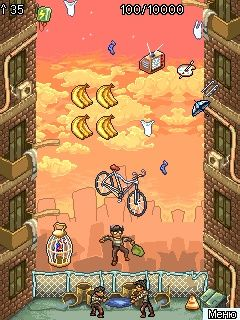Mobile game Badman Bros - screenshots. Gameplay Badman Bros.