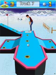 Mobile game 3D Mini Golf World Tour - screenshots. Gameplay 3D Mini Golf World Tour.