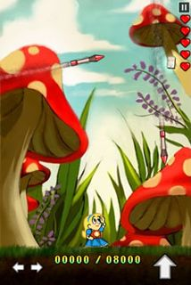 Download free game for mobile phone: Alice In Bomberland - download mobile games for free.