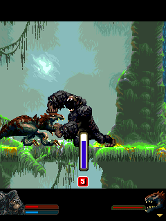 Jeu mobile King Kong - captures d'écran. Gameplay King Kong.