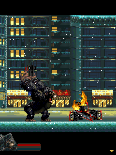 Mobile game King Kong - screenshots. Gameplay King Kong.