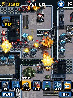Mobile game Galaxy On Fire 2 (full version) - screenshots. Gameplay Galaxy On Fire 2 (full version).