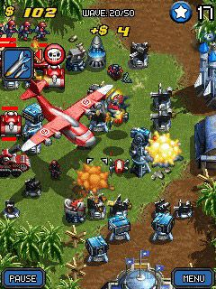 mega tower assault java game for mobile mega tower assault free