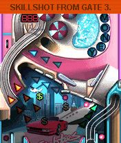 Download free game for mobile phone: 80's Pinball - download mobile games for free.