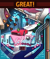 Mobile game 80's Pinball - screenshots. Gameplay 80's Pinball.