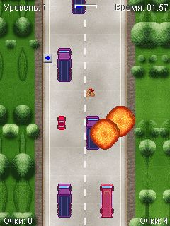 Download free game for mobile phone: Driving Mania - download mobile games for free.