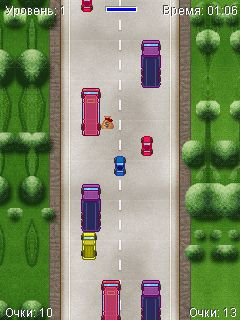 Mobile game Driving Mania - screenshots. Gameplay Driving Mania.