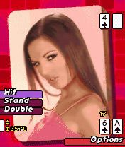 Jeu mobile Le Poker avec les Belles de Californie - captures d'écran. Gameplay California Sехy Models Poker.