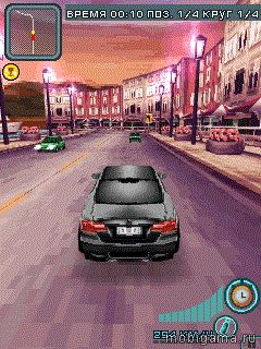 Download free game for mobile phone: Need for Speed Hot Pursuit 3D - download mobile games for free.
