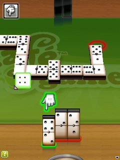 Download free mobile game: DChoc Cafe: Dominoes - download free games for mobile phone.