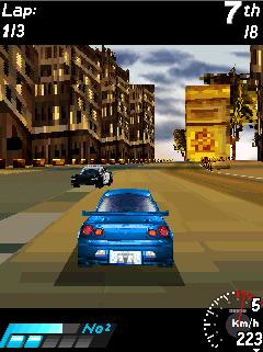 Asphalt urban gt 3d java game for mobile. Asphalt urban gt 3d.