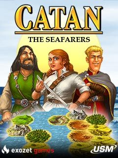 Catan 2 The Seafarers