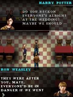 Download free mobile game: Harry Potter and the Deathly Hallows Part 1 - download free games for mobile phone.