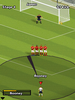 Mobile game Ultimate Street Football - screenshots. Gameplay Ultimate Street Football.