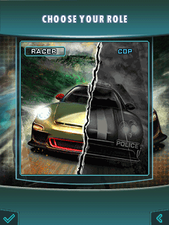 Download free mobile game: Need for Speed Hot Pursuit 2D - download free games for mobile phone.