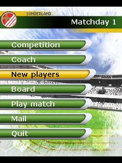 Download free mobile game: Play Football Manager 2011 - download free games for mobile phone.