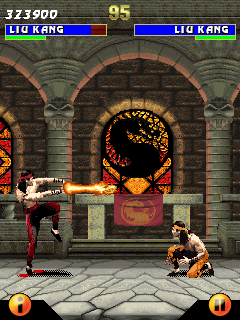 Download free game for mobile phone: Ultimate Mortal Kombat 3 - download mobile games for free.