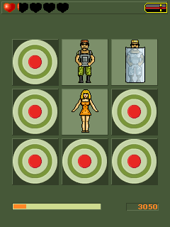 Mobile game Soldiers - screenshots. Gameplay Soldiers.