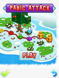 Download free mobile game: Collapse Holiday Edition - download free games for mobile phone.