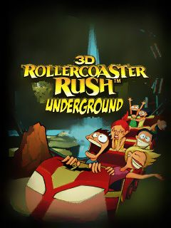 3d rollercoaster rush iphone game free. Download ipa for ipad.