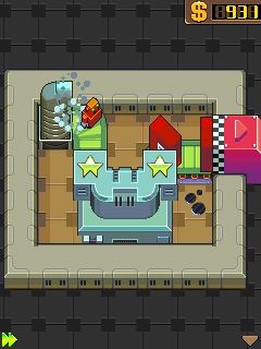 Mobile game Frantic Factory - screenshots. Gameplay Frantic Factory.