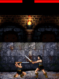Download free game for mobile phone: Barbarian - download mobile games for free.