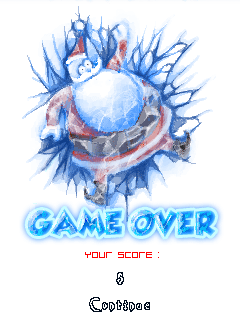 Mobile game Santa In Trouble - screenshots. Gameplay Santa In Trouble.