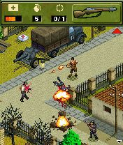 Download free game for mobile phone: War hero 1944 - download mobile games for free.
