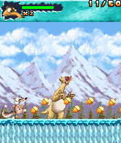 Download free mobile game: Ice Age 2 - download free games for mobile phone.