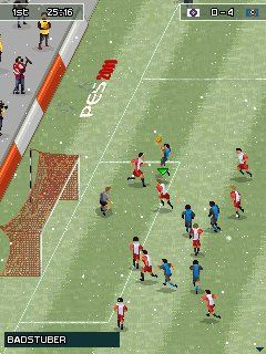 Download free game for mobile phone: Pro Evolution Soccer 2011 - download mobile games for free.