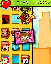 Download free game for mobile phone: Kissing Frenzy - download mobile games for free.