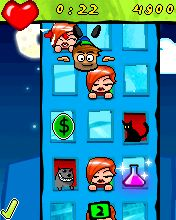 Mobile game Kissing Frenzy - screenshots. Gameplay Kissing Frenzy.