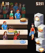 Download free game for mobile phone: Cake Mania: Celebrity Chef - download mobile games for free.