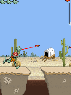 Download free game for mobile phone: Rango - download mobile games for free.