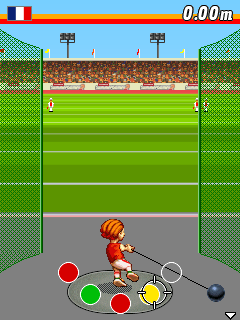 Download free game for mobile phone: Playman: Summer Games 2 - download mobile games for free.