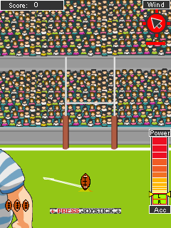 Download free mobile game: Rugby Nation - download free games for mobile phone.