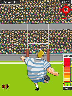 Download free game for mobile phone: Rugby Nation - download mobile games for free.