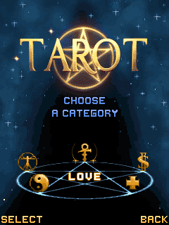 Download free mobile game: Tarot - download free games for mobile phone.