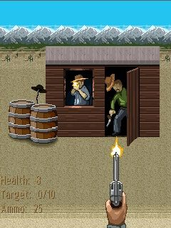 Download free game for mobile phone: True Grit - download mobile games for free.
