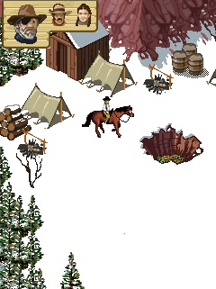 Mobile game True Grit - screenshots. Gameplay True Grit.